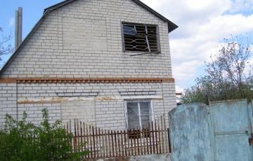Два дома на одном участке 15 сот Манченки ( 27 км от Харькова)